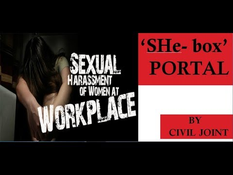 'SHe- box' Portal By CIVIL JOINT