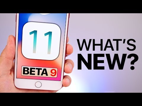 Download Youtube: iOS 11 Beta 9 Released! What's New?