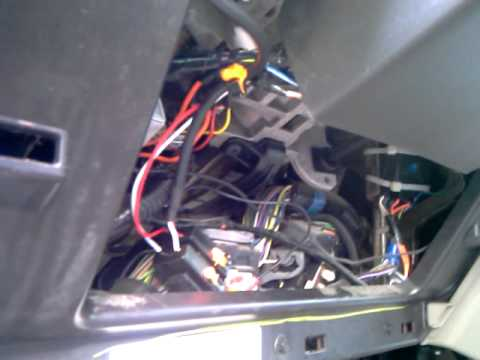 hqdefault gps install f250 truck mp4 youtube aware gps wiring diagram at alyssarenee.co