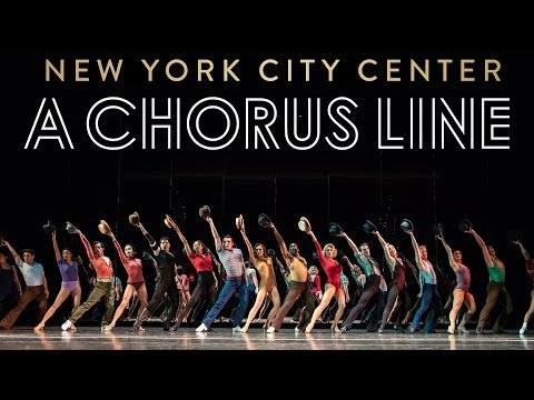 A Chorus Line at New York City Center