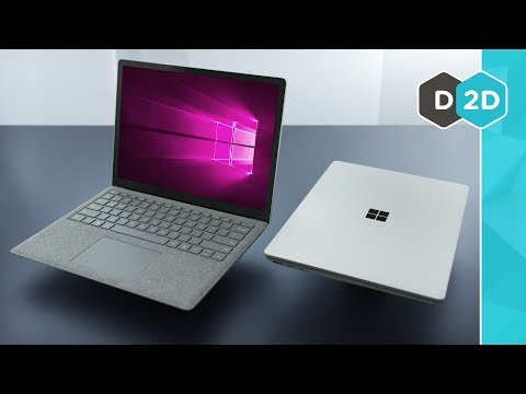 Surface Laptop Review - Is 4 GB RAM Enough??