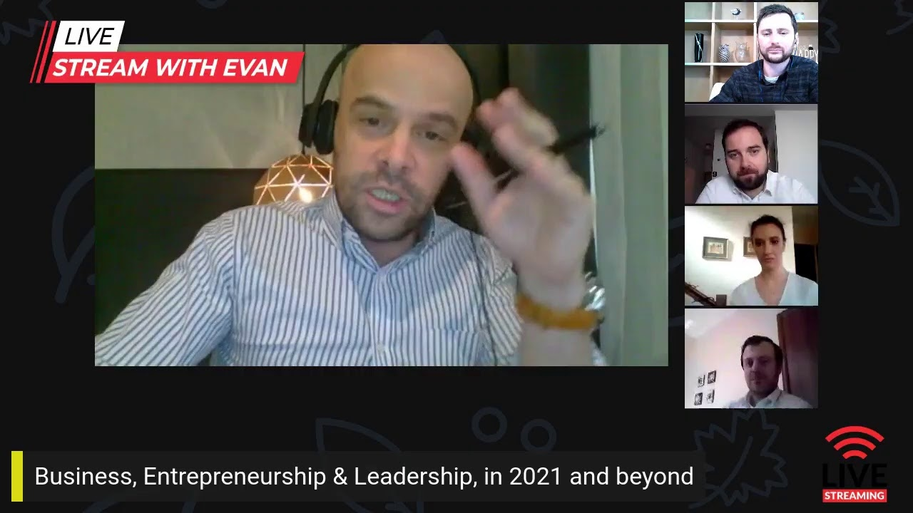 Business, Leadership & Entrepreneurship in a post Covid19 Environment