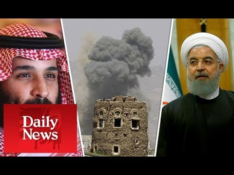 Iran DOMINATION WARNING: 'Tehran is winning war with Saudi Arabia in the Middle East'- DAILY NEWS