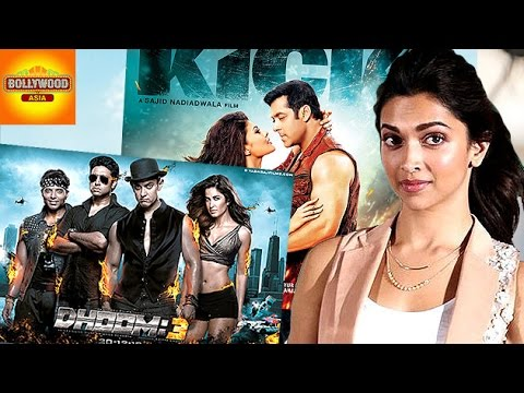 Deepika Padukone REJECTED 5 Blockbuster Movies | SHOCKING | Bollywood Asia