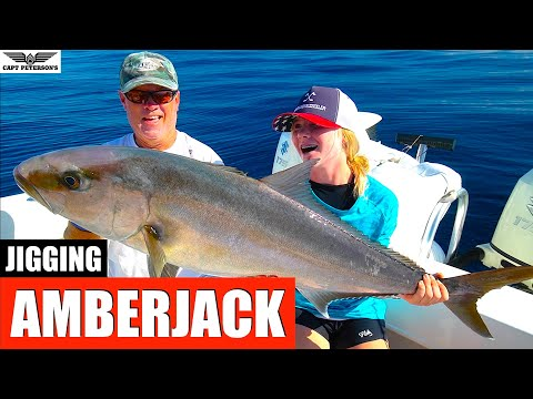 Girl Power - Amberjack Fishing St George Island, FL