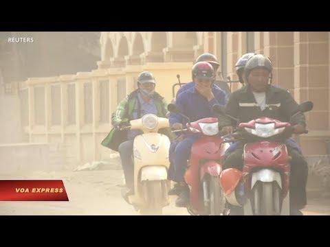 Mỹ, Anh, Đức 'cảnh báo đỏ' về ô nhiễm không khí ở Việt Nam (VOA)