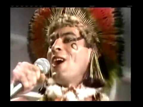 Ney Matogrosso - Festival de Montreux, 1983 | Show Completo