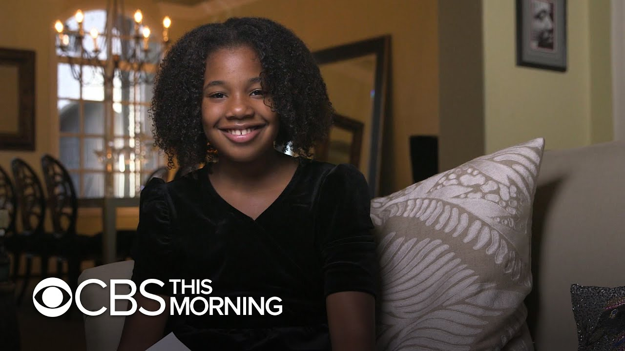 Dr. Martin Luther King's Grandchildren Read His Famous Speech