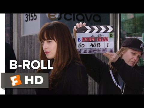 Fifty Shades Darker B-ROLL (2017) - Dakota Johnson Movie