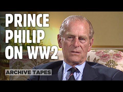 Prince Philip: The War Years - Duke Of Edinburgh On Serving