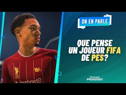 PES 2021 : Que pense un joueur FIFA, de PES? (Avec Clavsen)