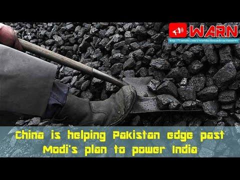 China is helping Pakistan edge past Modi's plan to power India
