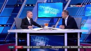 'Mustafa Hoca şu an bence pişman'... Spor Servisi'nde.