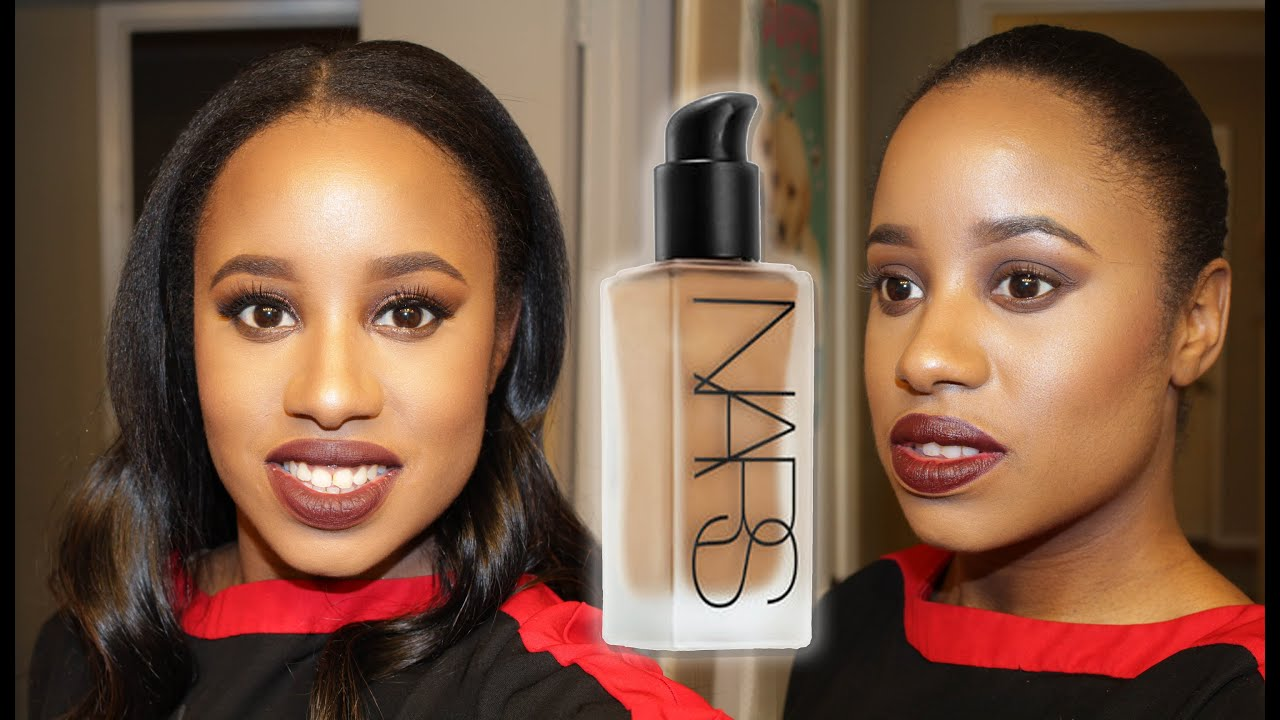 New nars all day luminous foundation review demo pictures 2 new nars all day luminous foundation review demo pictures 2 colors swatches 12 hr wear youtube nvjuhfo Image collections