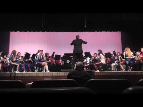All Region Symphonic Band Performance 2017 (Region 21)