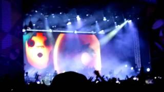Gorillaz Demon Dayz Festival - Feel Good Inc.