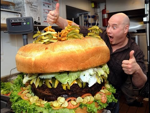 15 Insane Guinness World Food Records