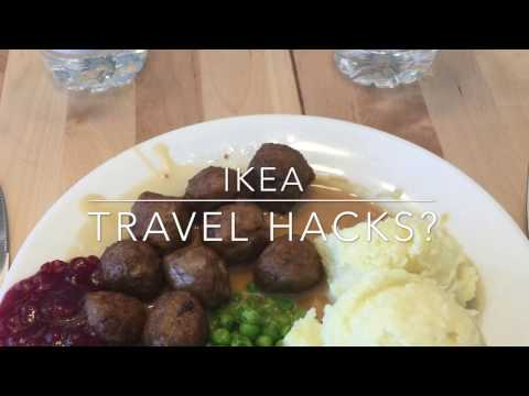 Ikea Travel Hack Mission