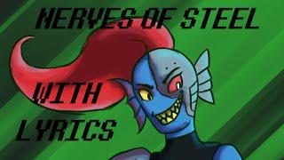 [Storyshift] Nerves Of Steel Lyric Video