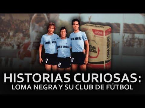 Historias del Futbol Argentino: Loma Negra, la empresa que tuvo un equipo en Primera