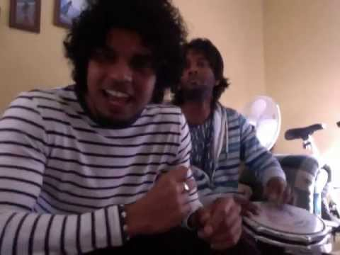 sri lankan funny song ( vac eka kare thiyan ) in melbourne with English sub