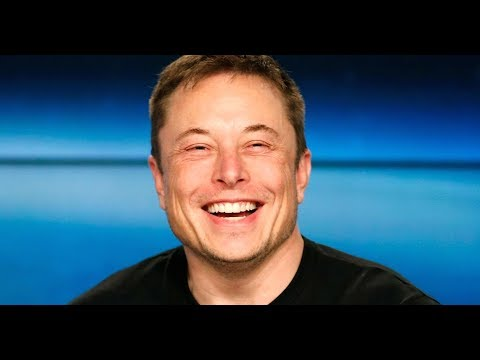 Elon Musk Explains Why He Shot A Car Into Space