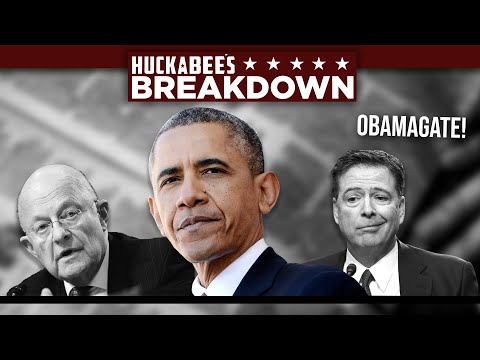 BREAKDOWN: Are The Walls Closing In On OBAMA? & Elon Musk Threatens To LEAVE California | Huckabee
