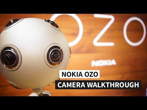 OZO 360 Camera Walkthrough @ ACM Siggraph 2016 Los Angeles