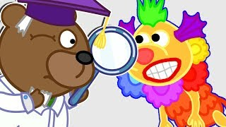 Lion Family Official Channel 🐹 My Magic Pet | Cartoon for Kids | Episode 25