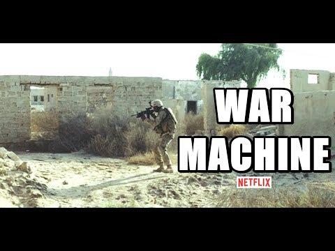 War Machine (2017) Soundtrack / Roedelius - Staunen im Fjord