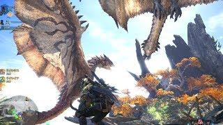 【MHW】火竜夫婦が瀕死時に見せる、素晴らしい夫婦愛 thumbnail