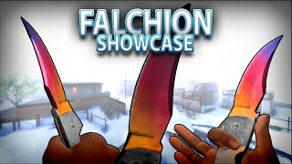 The Falchion (Showcase)