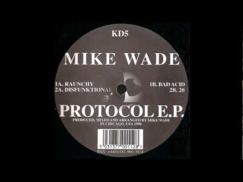 Mike Wade - 20 (Techno 1998)