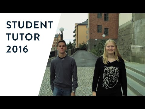 Become a Student Tutor!
