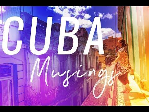 Cuba Musings