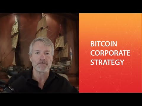 Bitcoin Corporate Strategy