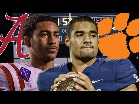 The Top Two QBs In High School Football Battle For The Championship