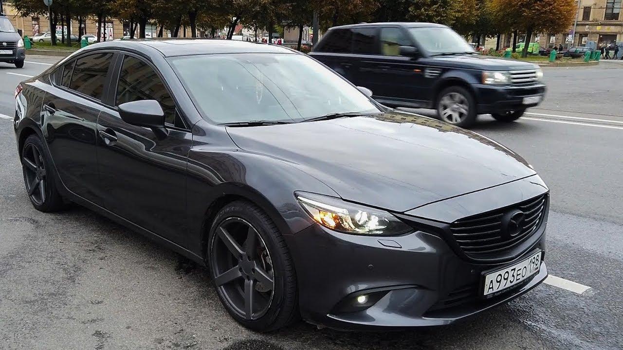 Автомобиль , который пол года не могут продать! Почему !? Mazda 6
