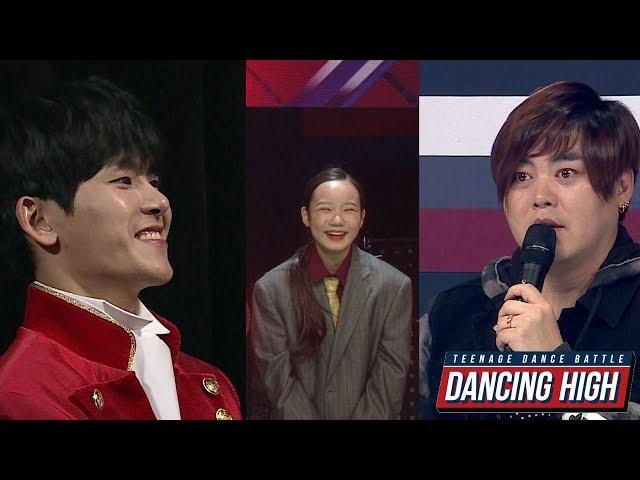 댄싱하이 -[무편집/무대 심사평] 호야팀 에이스 솔로 무대 심사평 20181015