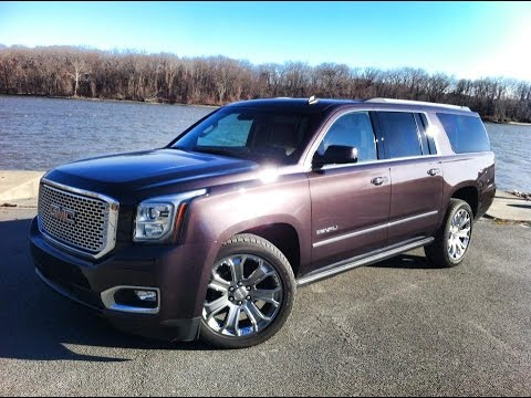 2015 GMC Yukon XL Denali - TestDriveNow.com Review by Auto C