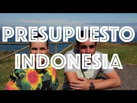 ¿Cuánto cuesta un viaje de 21 días a Indonesia?