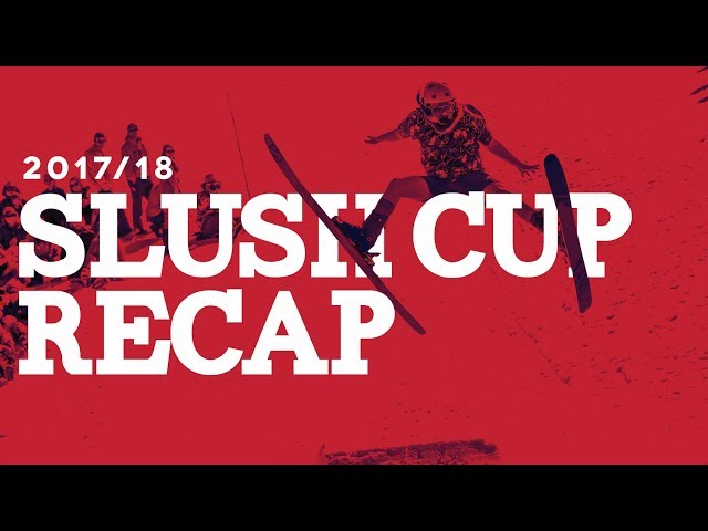 The 2018 Slush Cup Recap