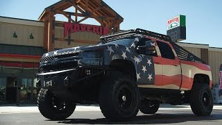 Introducing: Truck Norris | Diesel Brothers