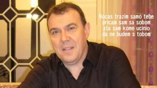 Ivan Kukolj Kuki - Ne daju mi da te volim - Lyrics