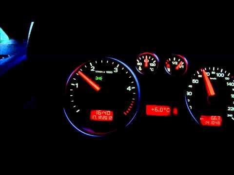S-Tec Audi A2 1.4TDI 75PS - Tachoaufnahme Serienzustand vs. S-Tec Software (Chiptuning)