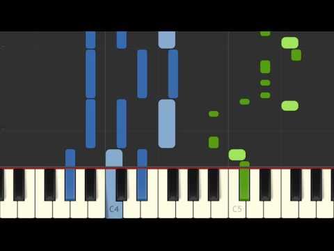 Ego / Willy William (Piano tutorial demo)