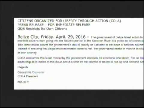 COLA calls for nationwide shutdown