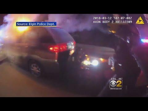 Elgin Police Release Video Of Shooting