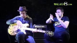 Epiphone USA John Lee Hooker Sheraton - Demo Español
