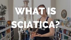 Sciatica and Sciatic Nerve Pain Explained